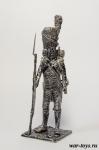 Унтер-офицер Голландских грен. Сред. Имп. гвардии. Франция 1812
