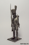 Унтер-офицер Голландских гренадер Сред. Имп. гвардии. Франция 18