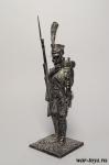 Унтер-офицер Фузилер гренадер Сред. Имп. гвардии. Франция 1812