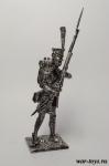 Унтер-офицер Фузилер егерей Сред. Имп. гвардии. Франция 1812