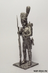 Рядовой Голландских гренадер Сред. Имп. гвардии. Франция 1812