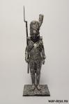 Унтер-офицер пеших гренадер Старой Имп. гвардии. Франция 1812
