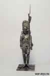 Рядовой пеших гренадер Стар. Имп. гвардии. Франция 1812