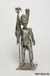 Обер-офицер Голландских гренадер Сред. Имп. гвард. Франция, 1812