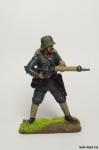 Немецкий штурмовик - Оловянный солдатик коллекционная роспись 54 мм. Все оловянные солдатики расписываются художником в ручную