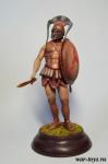 Спартанский гоплит v век до н.э (пластик) 120 мм