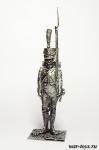 Обер-офицер линейной пехоты. Франция 1812