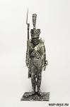 Унтер-офицер гренадер линейной пехоты. Франция 1812