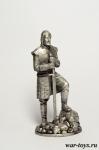Лорд Севера - Оловянный солдатик. Чернение. Высота солдатика 54 мм