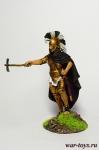 Ганнибал Барка, Карфагенский Полководец, 247-183 гг до н.э. - Оловянный солдатик коллекционная роспись 54 мм. Все оловянные солдатики расписываются художником в ручную