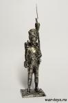 Рядовой Старой Императорской гвардии. Франция 1812 г