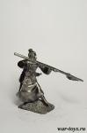 Древнекитайский воин-женщина, V в.н.э.
