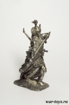 Древнекитайский воин, V в.н.э.
