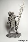 Римский Сигнифер, 90 мм - Оловянный солдатик. Чернение. Высота солдатика 90 мм