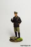 Маргелов В.Ф. - Оловянный солдатик коллекционная роспись 54 мм. Все оловянные солдатики расписываются художником в ручную