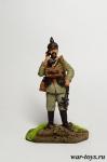 Немецкий телефонист, 1915 год - Оловянный солдатик коллекционная роспись 54 мм. Все оловянные солдатики расписываются художником в ручную