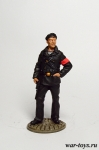 Матрос революции. 1917 - Оловянный солдатик коллекционная роспись 54 мм. Все оловянные солдатики расписываются художником в ручную