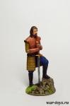 Северный Лорд - Оловянный солдатик коллекционная роспись 54 мм. Все оловянные солдатики расписываются художником в ручную