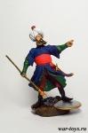 Али-паша Тепеленский - Оловянный солдатик коллекционная роспись 54 мм. Все оловянные солдатики расписываются художником в ручную