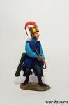 Янычар с луком - Оловянный солдатик коллекционная роспись 54 мм. Все оловянные солдатики расписываются художником в ручную