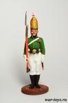 Унтер-офицер С-Петербургского грен-кого полка. Россия, 1802-05 г