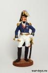 Вице-король Италии принц Евгений Богарне. 1809-14 гг. - Оловянный солдатик коллекционная роспись 54 мм. Все оловянные солдатики расписываются художником в ручную