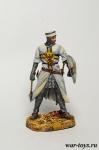 Крестоносец, 12 век - Оловянный солдатик коллекционная роспись 54 мм. Все оловянные солдатики расписываются художником в ручную