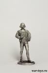 Матильда - Оловянный солдатик. Чернение. Масштаб 54 мм