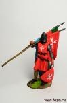 Крестоносцы. Госпитальер после боя 13 век