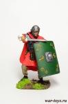 Легионер 2го Легиона августа, 1 в.н.э. - Оловянный солдатик коллекционная роспись 54 мм. Все оловянные солдатики расписываются художником в ручную