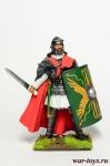 Римский легионер, 193-211 г. н.э. - Оловянный солдатик коллекционная роспись 54 мм. Все оловянные солдатики расписываются художником в ручную