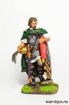 Знатный Гальский воин, 1 в. До н.э. - Оловянный солдатик коллекционная роспись 54 мм. Все оловянные солдатики расписываются художником в ручную