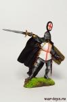 Маршал Тевтонского ордена - Оловянный солдатик коллекционная роспись 54 мм. Все оловянные солдатики расписываются художником в ручную