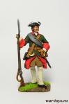 Капрал армейской пехоты, 1708-20 гг. Россия - Оловянный солдатик коллекционная роспись 54 мм. Все оловянные солдатики расписываются художником в ручную