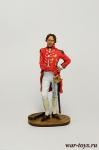 Вице-адмирал Горацио Нельсон, Трафальгар 1805 - Оловянный солдатик коллекционная роспись 54 мм. Все оловянные солдатики расписываются художником в ручную