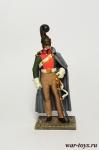 Офицер уланского полка, начало 19 в - Оловянный солдатик коллекционная роспись 54 мм. Все оловянные солдатики расписываются художником в ручную