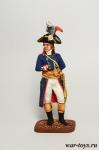 Наполеон в Египте, 1798-99 - Оловянный солдатик, роспись 54 мм. Все оловянные солдатики расписываются художником в ручную