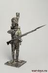 Рядовой Голлндских гренадер Сред. Импер. гвардии. Франция 1812