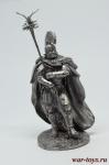 Аквилифер Луций Серторий Фирм, XI Легион Клавдия - Оловянный солдатик. Чернение. Высота солдатика 54 мм