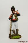 Рядовой Каталонского батальона лёгкой пехоты. Испания, 1807-08