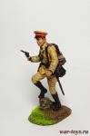 Капитан британской армии, 1914