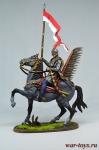 Польский гусар Придворной хоругви, 1605 год
