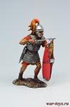 Римский принцип, 3-2 вв до н. э. - Оловянный солдатик коллекционная роспись 54 мм. Все оловянные солдатики расписываются художником в ручную
