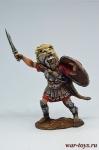 Карфагенский офицер, 3-2 вв до н. э. - Оловянный солдатик коллекционная роспись 54 мм. Все оловянные солдатики расписываются художником в ручную