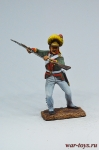 Капрал мушкетерского полка 1780-90-е гг - Оловянный солдатик коллекционная роспись 54 мм. Все оловянные солдатики расписываются художником в ручную