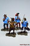 Набор Д'Артаньян и три мушкетёра