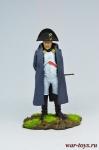 Император Наполеон I Бонапарт - Оловянный солдатик коллекционная роспись 54 мм. Все оловянные солдатики расписываются художником в ручную