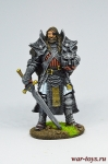 Рыцарь света - Оловянный солдатик коллекционная роспись 54 мм. Все оловянные солдатики расписываются художником в ручную