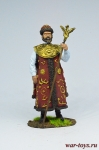 Иван Грозный - Оловянный солдатик коллекционная роспись 54 мм. Все оловянные солдатики расписываются художником в ручную
