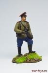 Парутчик - Оловянный солдатик коллекционная роспись 54 мм. Все оловянные солдатики расписываются художником в ручную